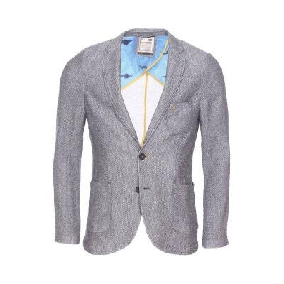 Veste de blazer cintrée chiné texturé NO EXCESS c18d4c819b1e