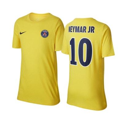 8f095956a95a8 T-shirt PSG Neymar 10 Extérieur Jaune Junior T-shirt PSG Neymar 10  Extérieur. NIKE
