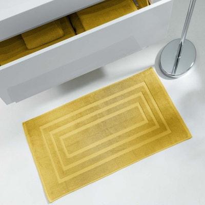 Tapis de bain jaune | La Redoute