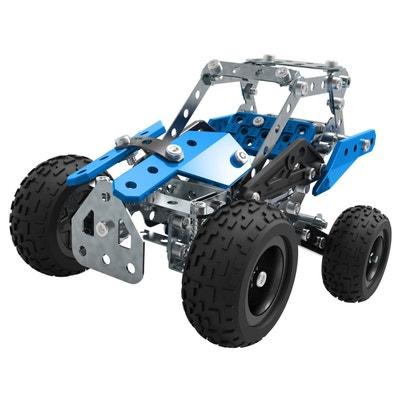 Meccano Buggy tout-terrain : 15 modèles Meccano Buggy tout-terrain : 15 modèles MECCANO