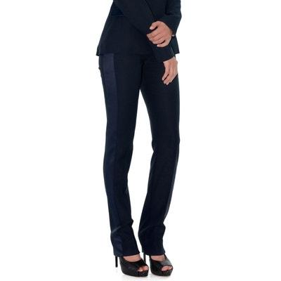 19d32ef3224c4 Pantalon smoking femme en solde   La Redoute