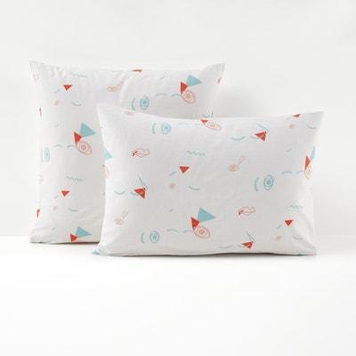 Funda de almohada estampada, Ready to Dream La Redoute Interieurs