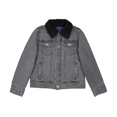Blouson en jean motif dos 3-12 ans Blouson en jean motif dos 3-12 ans La Redoute Collections