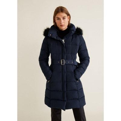 Manteau doudoune plume