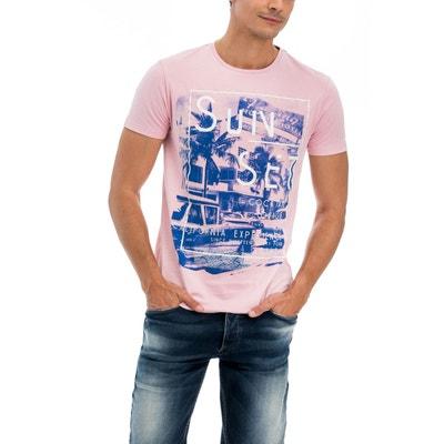 T-shirt imprimé devant SALSA