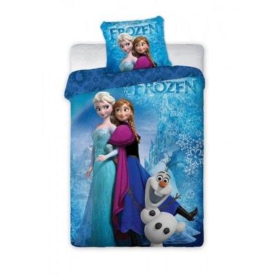 Parure de lit La Reine des Neiges Blue Disney Parure de lit La Reine des Neiges Blue Disney WALLTASTIC