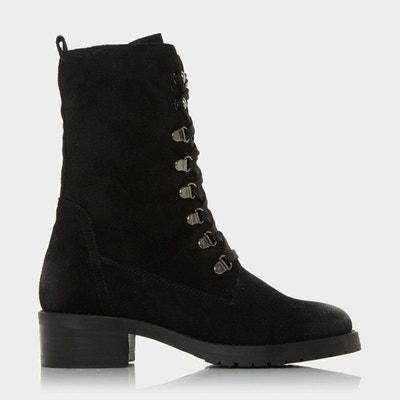 Boots de randonnée en daim - PICO Boots de randonnée en daim - PICO DUNE  BLACK fbdc4150bc2f
