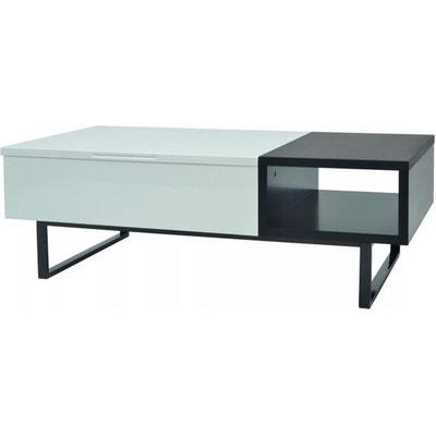 table gigogne metal noir la redoute. Black Bedroom Furniture Sets. Home Design Ideas