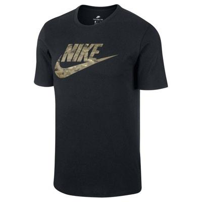 T-Shirt mit rundem Ausschnitt, Aufdruck vorne T-Shirt mit rundem Ausschnitt, Aufdruck vorne NIKE