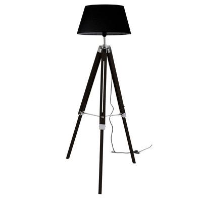 lampadaire noir en solde la redoute. Black Bedroom Furniture Sets. Home Design Ideas