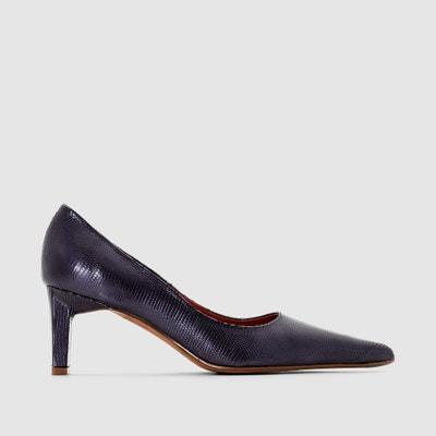 Zapatos de piel con tacón KENT - ELIZABETH STUART Zapatos de piel con tacón KENT - ELIZABETH STUART ELIZABETH STUART