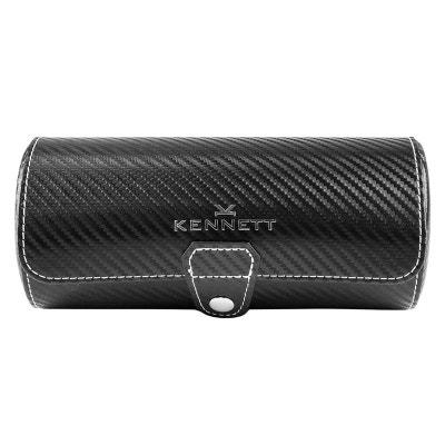 Ecrin Luxe en fibre de carbon, 3 montres, Kennett Ecrin Luxe en fibre de carbon, 3 montres, Kennett KENNETT
