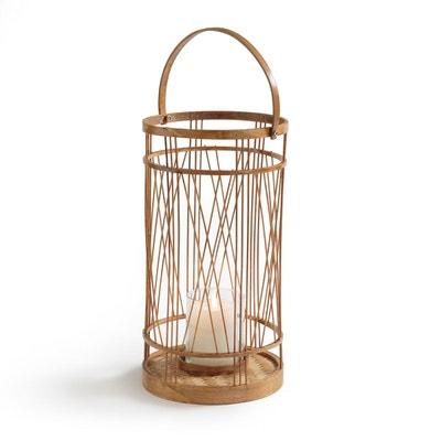 Lanterne en bambou, ALIRA Lanterne en bambou, ALIRA LA REDOUTE INTERIEURS