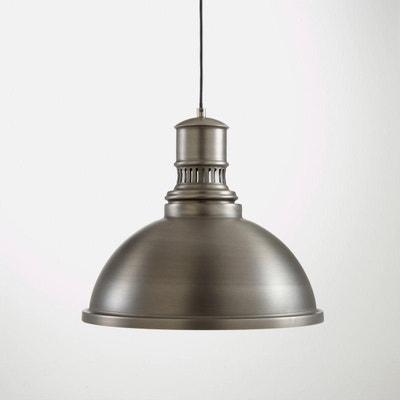 Lámpara de techo en forma de cuenco de metal, Lizia Lámpara de techo en forma de cuenco de metal, Lizia La Redoute Interieurs