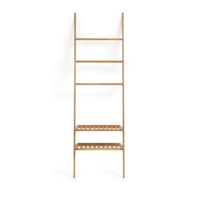 Acacia Bathroom Ladder Shelf Acacia Bathroom Ladder Shelf La Redoute Interieurs