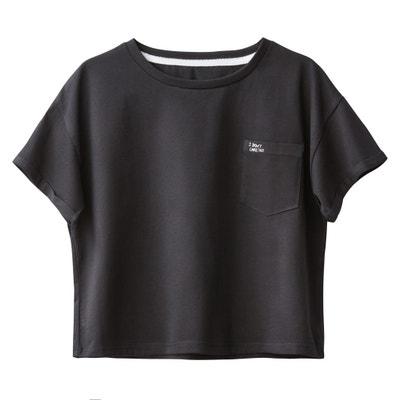 T-shirt corta loose da 10 a 16 anni La Redoute Collections