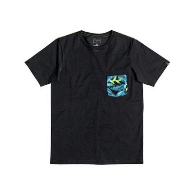Camiseta con cuello redondo, de manga corta Camiseta con cuello redondo, de manga corta QUIKSILVER