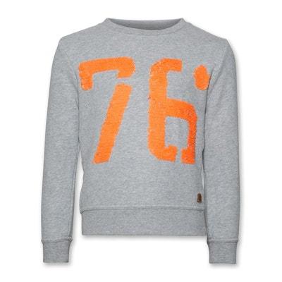 Sweat-shirt, imprimé, sequins Sweat-shirt, imprimé, sequins AMERICAN  OUTFITTERS. Soldes 43af18cff86c