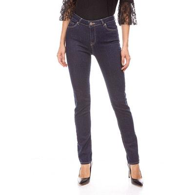 Jeans slim taille haute power stretch BEST MOUNTAIN de6e593b3a34