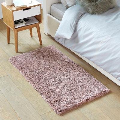 descente de lit shaggy aspect laineux afaw descente de lit shaggy aspect laineux - Tapis Rose Poudre
