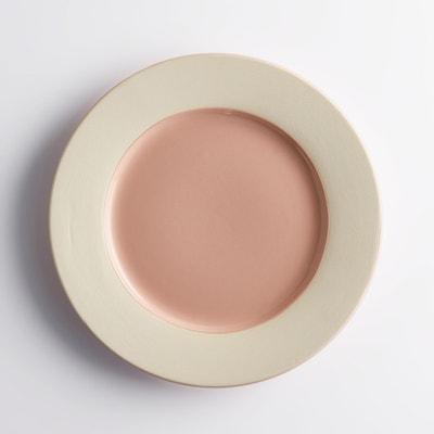Lot 4 assiettes plates, WAROTA Lot 4 assiettes plates, WAROTA La Redoute Interieurs