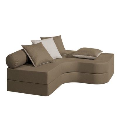 Banquette lit d'angle confort Bultex, taille enfan Banquette lit d'angle confort Bultex, taille enfan LA REDOUTE INTERIEURS