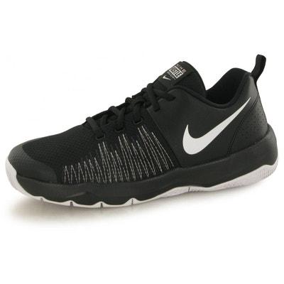 Chaussures Nike Team Hustle Quick Noir Enfant Chaussures Nike Team Hustle Quick Noir Enfant NIKE