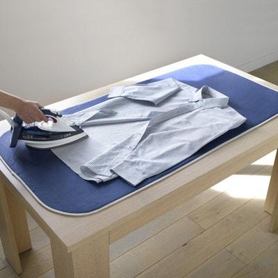 tapis repassage pour table en solde la redoute. Black Bedroom Furniture Sets. Home Design Ideas