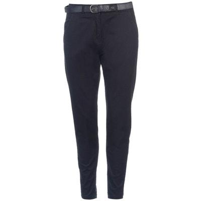 Pantalon chinos avec ceinture Pantalon chinos avec ceinture KANGOL
