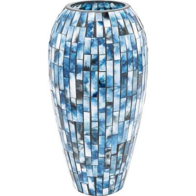 vase bleu la redoute. Black Bedroom Furniture Sets. Home Design Ideas