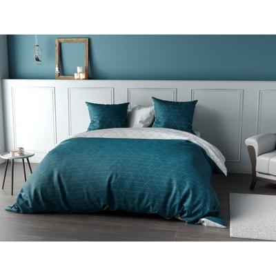 parure de lit en solde la redoute. Black Bedroom Furniture Sets. Home Design Ideas