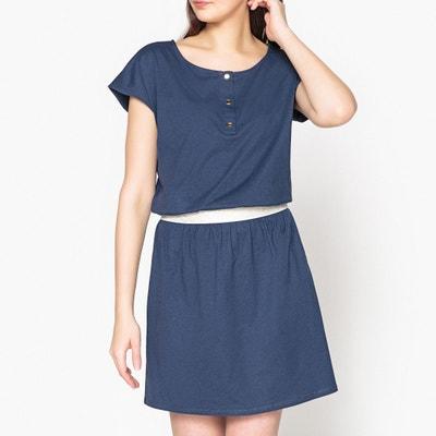 Платье с короткими рукавами FRIZZY PASSY Платье с короткими рукавами FRIZZY PASSY BLUNE