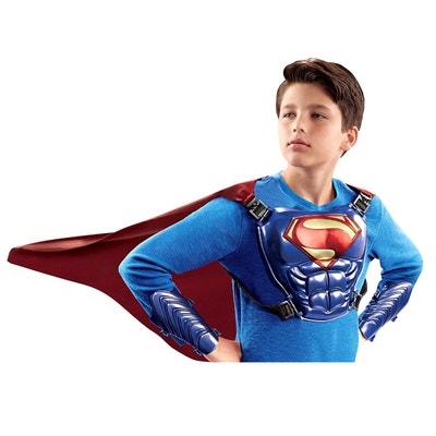 Déguisement Justice League : Cape et équipement Superman Déguisement Justice League : Cape et équipement Superman MATTEL