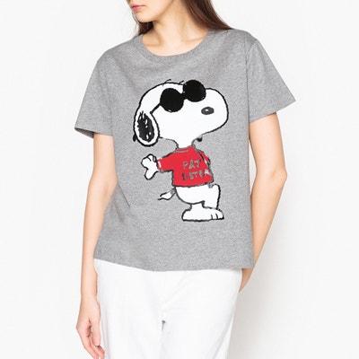 Chill Snoopy T-Shirt PAUL AND JOE SISTER