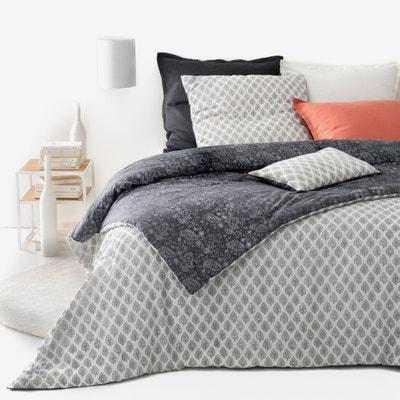 Shankar Quilted Cotton Bedspread La Redoute Interieurs
