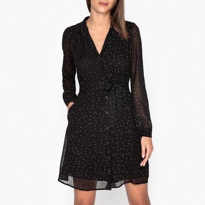 Kleid MAEVA DOTS mit Tupfenmuster Kleid MAEVA DOTS mit Tupfenmuster JOLIE JOLIE PETITE MENDIGOTE