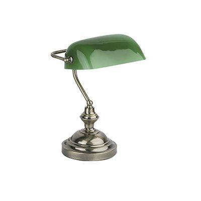 Lampe de bureau Banquier Or antique - FARO - 68334 FARO