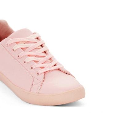 Sneakers in Nude, Modell für breite Füsse, Gr. 38-45 CASTALUNA