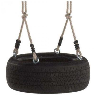 Set de cordes pour balançoire pneu horizontal Set de cordes pour balançoire pneu horizontal KBT