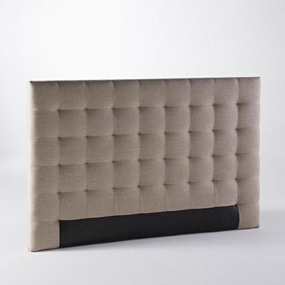 Tête de lit capitonnée Selve, H120 cm Tête de lit capitonnée Selve, H120 cm AM.PM.