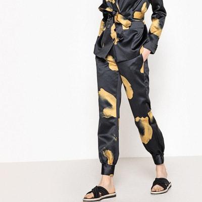 femme La collections Sarouel chino pantalon La Redoute redoute 8SZwqw