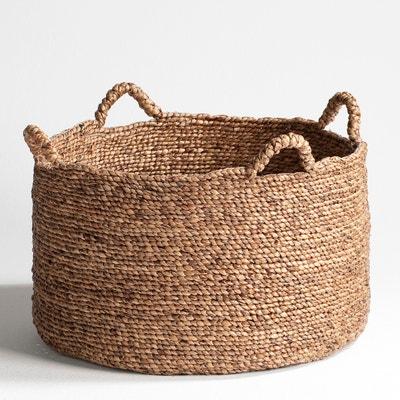 Raga Round Woven Basket, Height 37cm Raga Round Woven Basket, Height 37cm AM.PM.