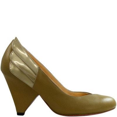 Chaussures femme en cuir LEONIE Chaussures femme en cuir LEONIE PRING PARIS b989734f4e78