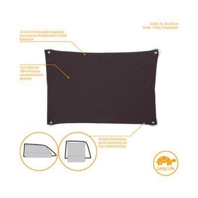 DIAGO Le tissu pare-soleil de voiture accessoires voiture protections contre les intempéries DIAGO