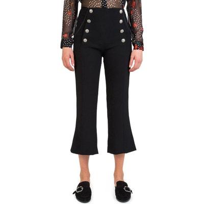 Pantalon flare taille haute THE KOOPLES