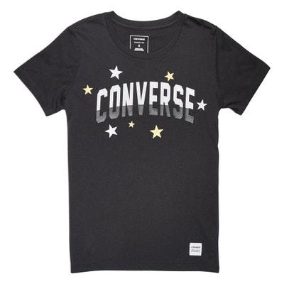 T-shirt con scollo rotondo, maniche corte CONVERSE