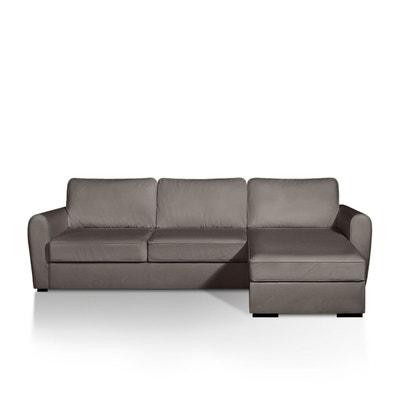 Canapé d'angle lit, simili, bultex, Nalpha La Redoute Interieurs
