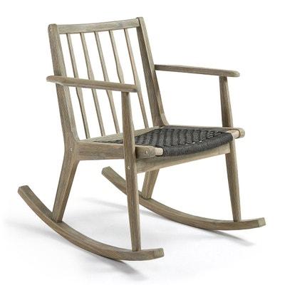 chaise bascule milena chaise bascule milena kave home - Chaise A Bascule Blanche