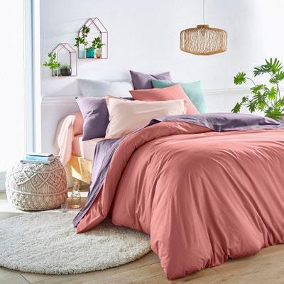 Unifarbener Bettbezug, Baumwolle/Polyester Unifarbener Bettbezug, Baumwolle/Polyester SCENARIO