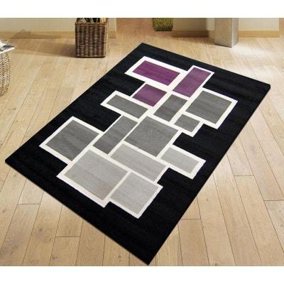 tapis paris noir indigo tapis paris noir indigo natacha b - Tapis Paris